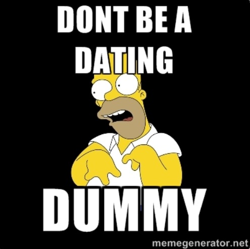 Dating tips for dummies